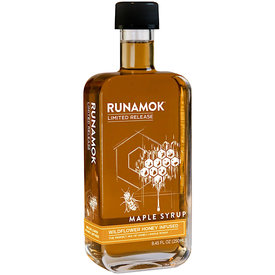 Runamok Maple Wildflower Honey Maple Syrup