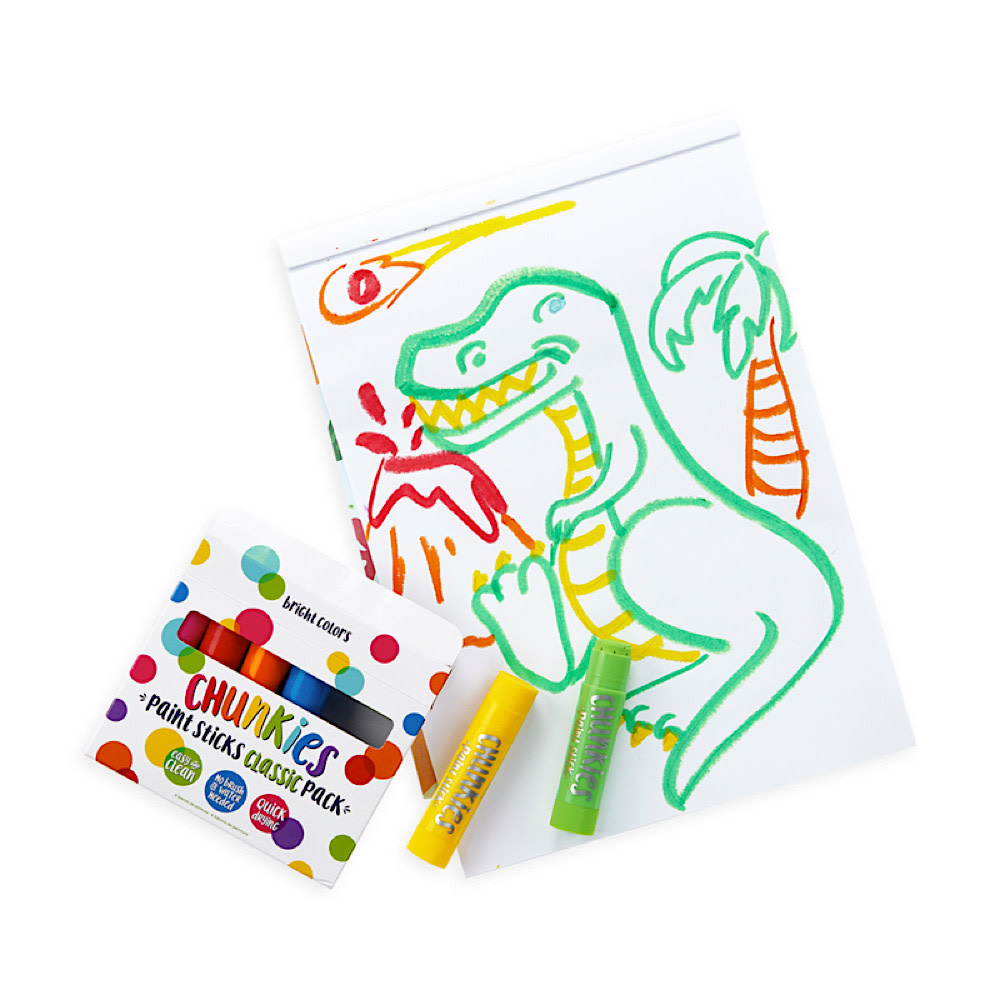 Chunkies Paint Sticks Set - Set of 6