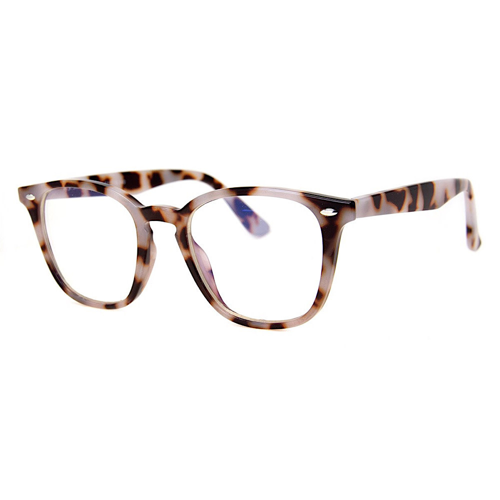 AJ Morgan Right Now Blue-Light Glasses - Light Tortoise