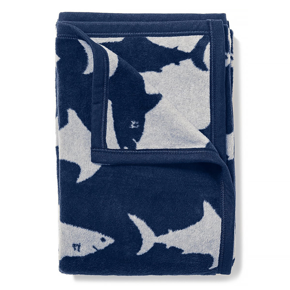 Chappywrap Chappywrap Midi Blanket - Sharks