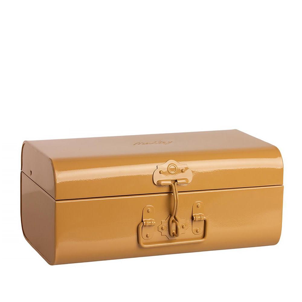 Maileg Maileg Storage Suitcase Small Ocher