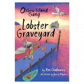 Maine Authors Publishing Oxbow Island Gang: Lobster Graveyard