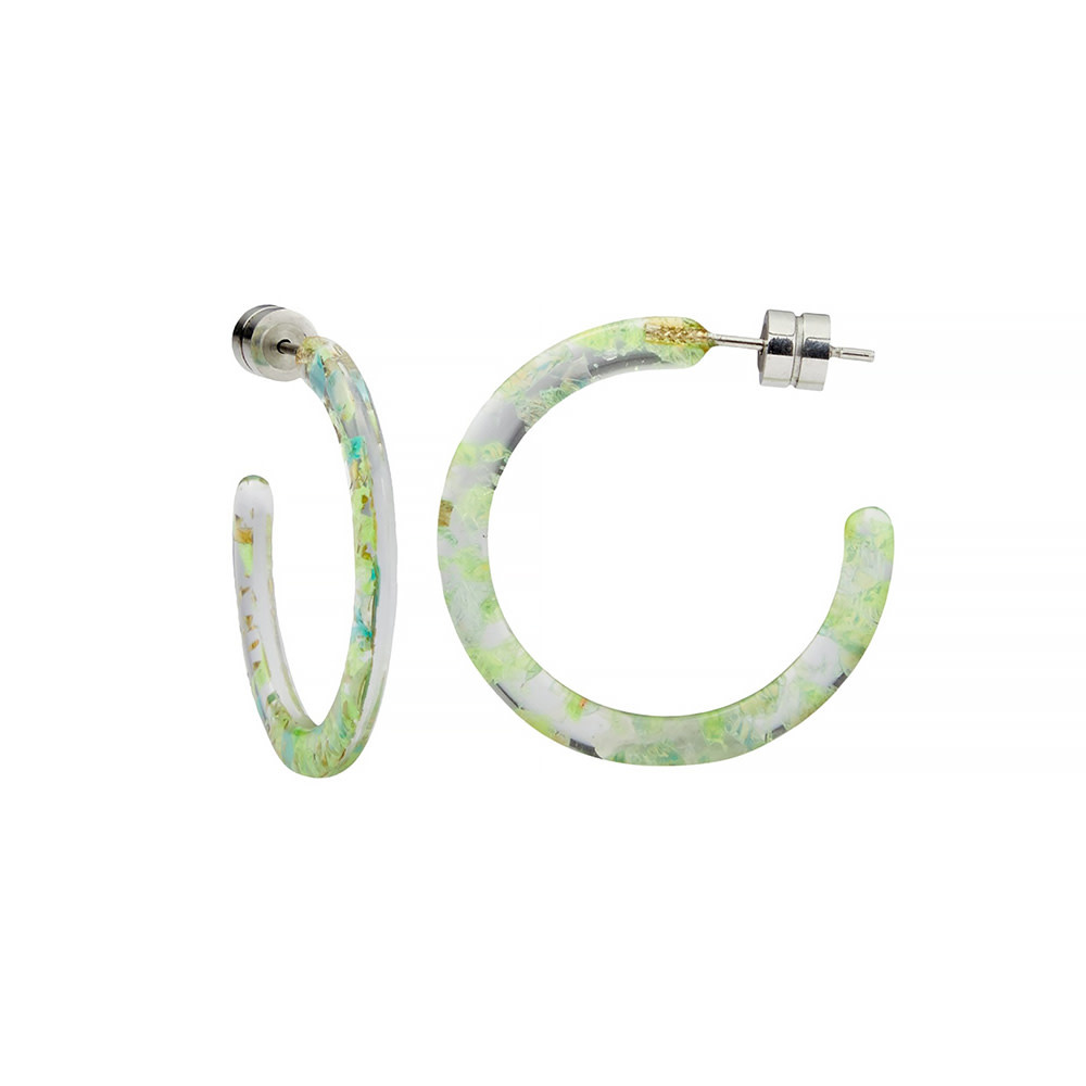 Machete - Mini Hoop Earrings - Prism
