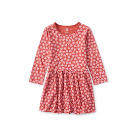 Tea Collection Tea Collection Skirted Staple Dress - True Hearted