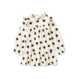 Tea Collection Tea Collection Ruffle Dress - Lucky Star in