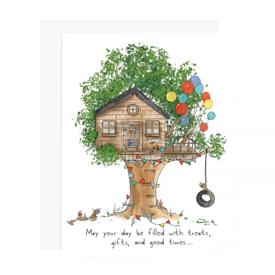 Ramus & Co Ramus & Co Card - Treehouse Party