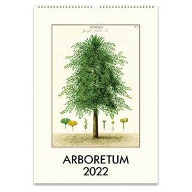 Cavallini Papers & Co., Inc. Cavallini Wall Calendar - Arboretum 2022