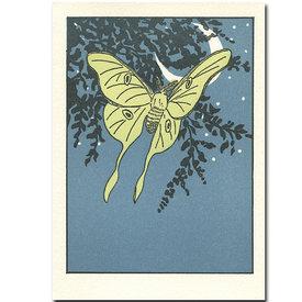 Saturn Press Saturn Press Luna Card