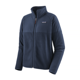 Patagonia Patagonia Womens Light Weight Better Sweater Shelled Jacket - New Navy