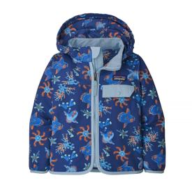 Patagonia Patagonia Baby Baggies Jacket - Mola Mola Superior Blue