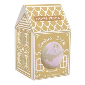 Feeling Smitten Feeling Smitten Milk + Cookies Bath Bomb