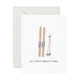 Amy Zhang Amy Zhang Card - Ski-son's Greetings Holiday - Box Set