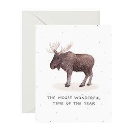 Amy Zhang Amy Zhang Card - Moose Wonderful Time - Box Set