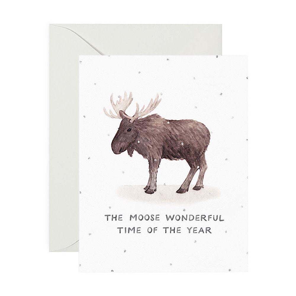 Amy Zhang Card - Moose Wonderful Time - Box Set
