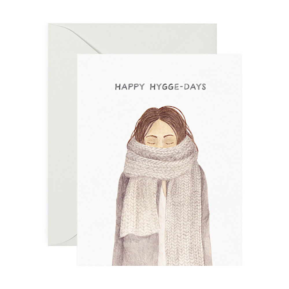 Amy Zhang Card - Hygge Days