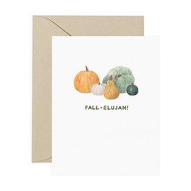 Amy Zhang Amy Zhang Card - Fall-elujah