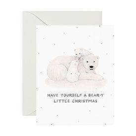 Amy Zhang Amy Zhang Card - Bear-y Little
