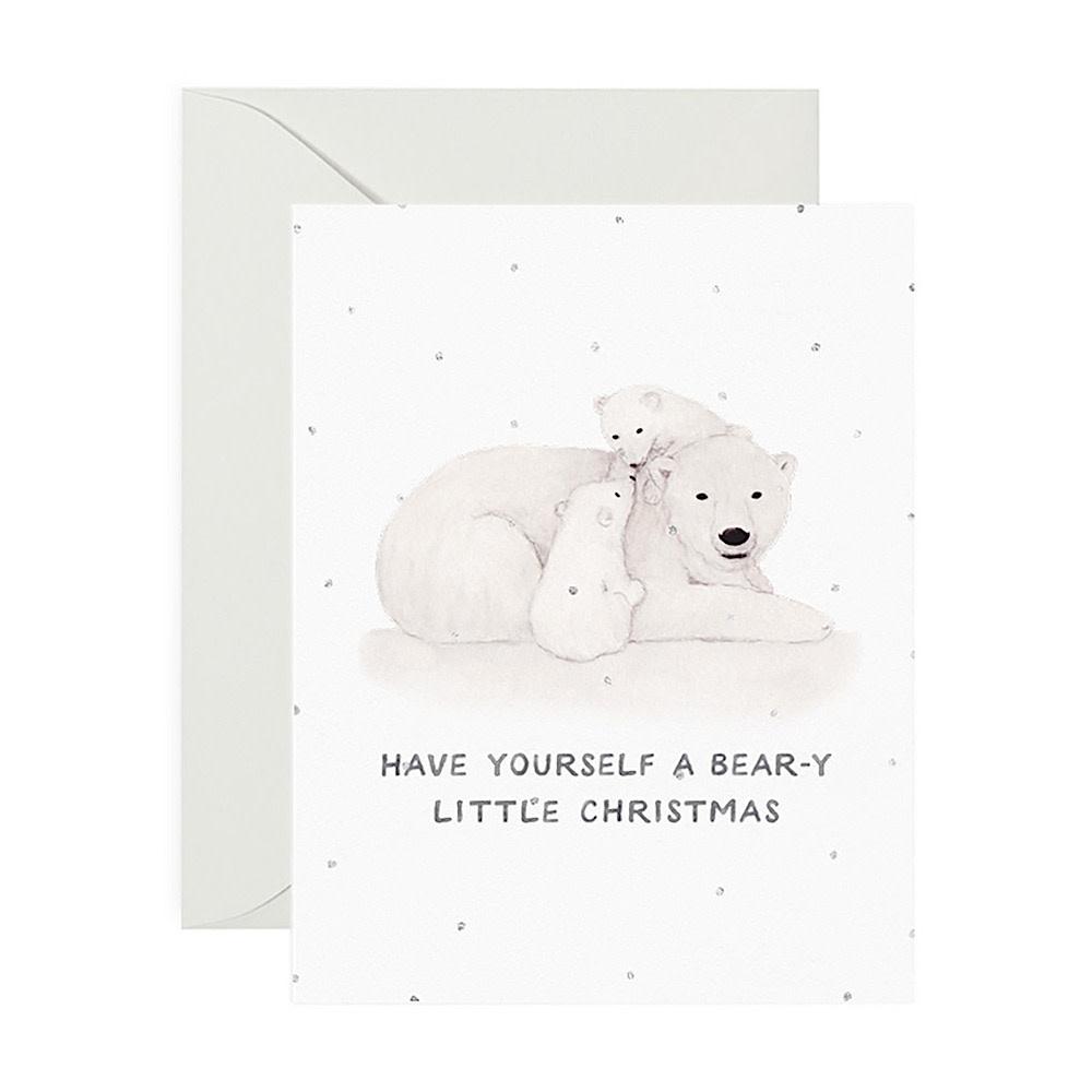 Amy Zhang Card - Bear-y Little