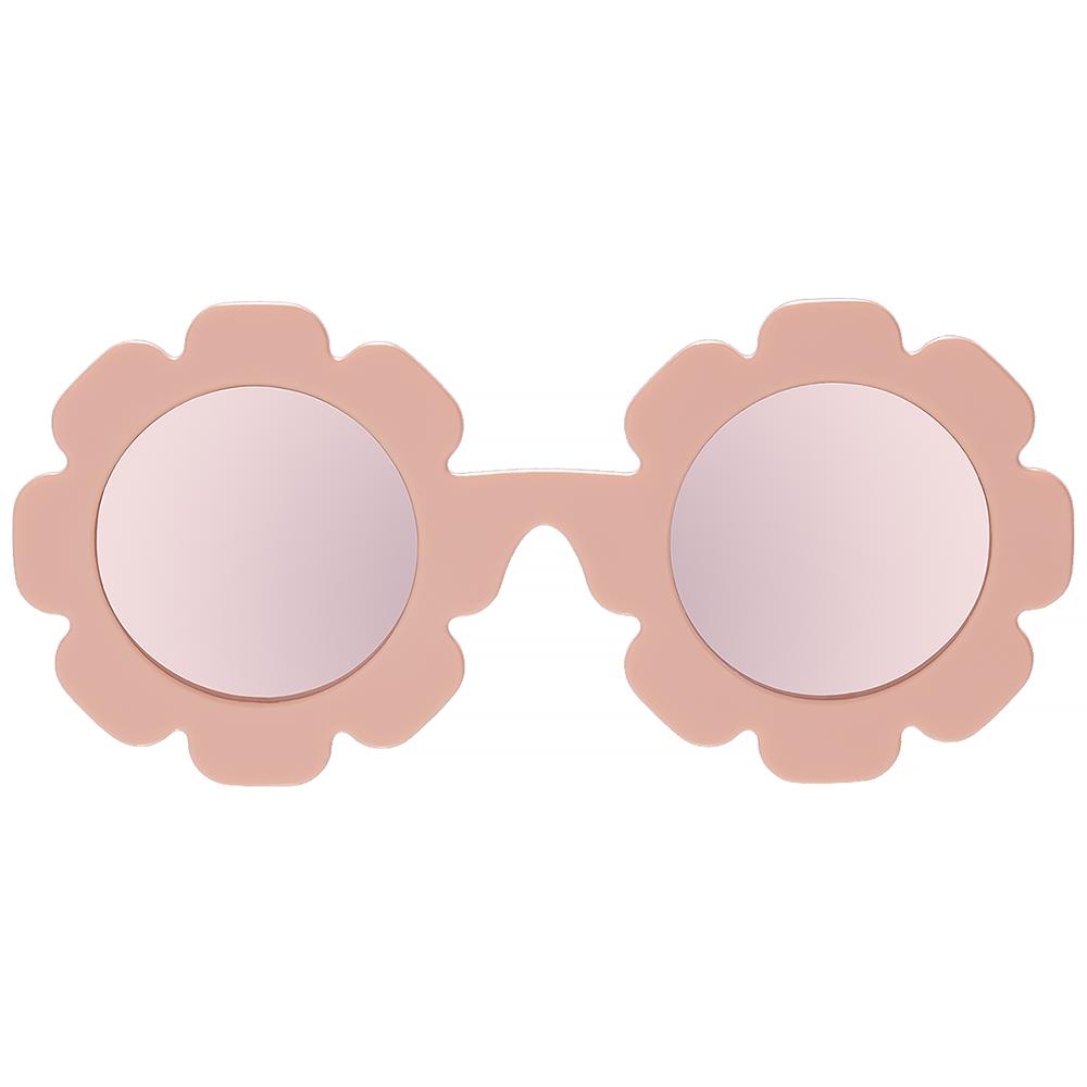 Babiators Babiators Sunglasses - The Flower Child Polarized Mirrored Lenses
