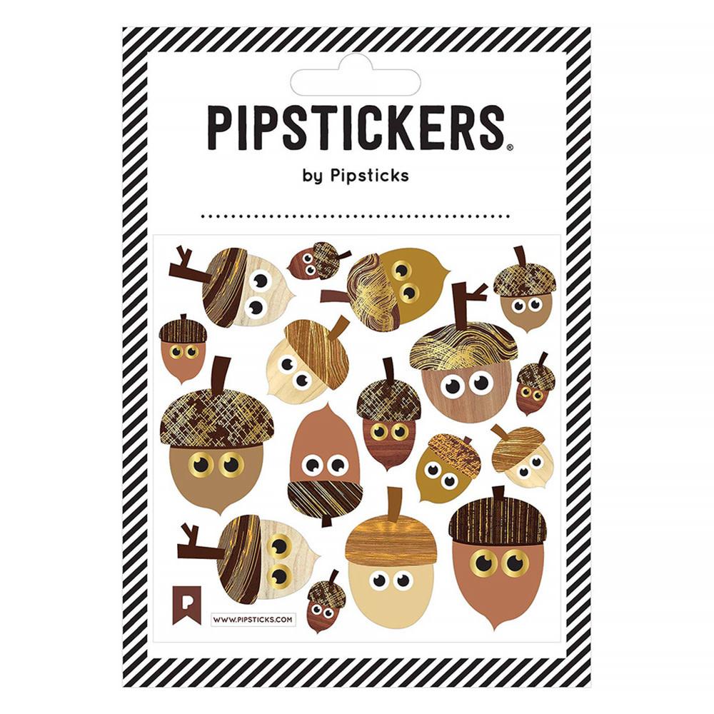 Acorny Bunch Stickers