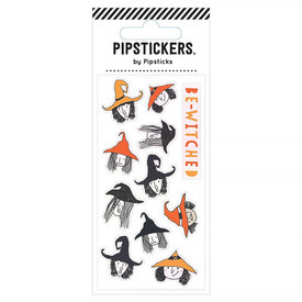 Pipsticks Be-Witched Stickers
