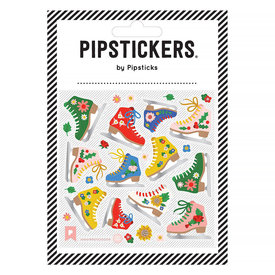 Pipsticks Double Axel Stickers