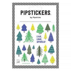 Pipsticks Evergreen Sparkle Stickers