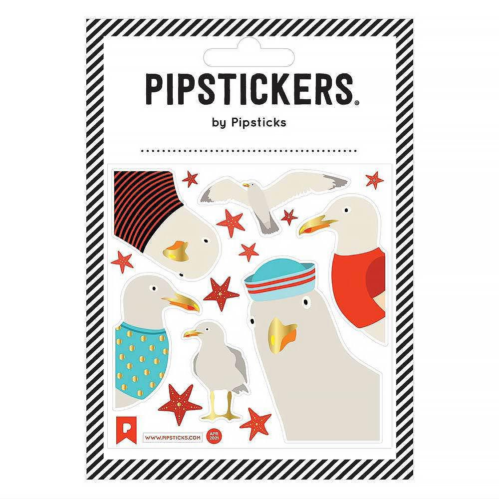 Gull Friends Stickers