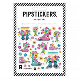 Pipsticks High Top Bouquet Stickers
