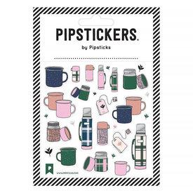 Pipsticks Keeping Warm Stickers