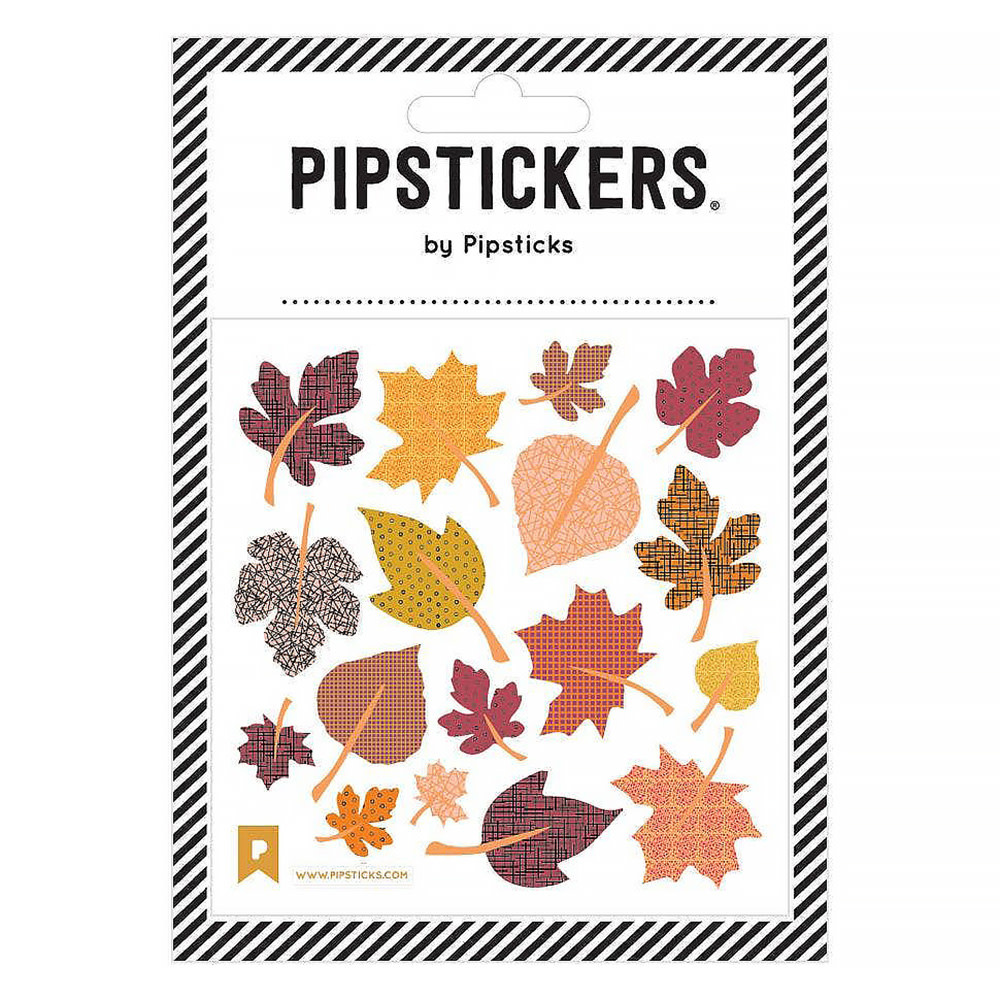 Leaf Motif Stickers