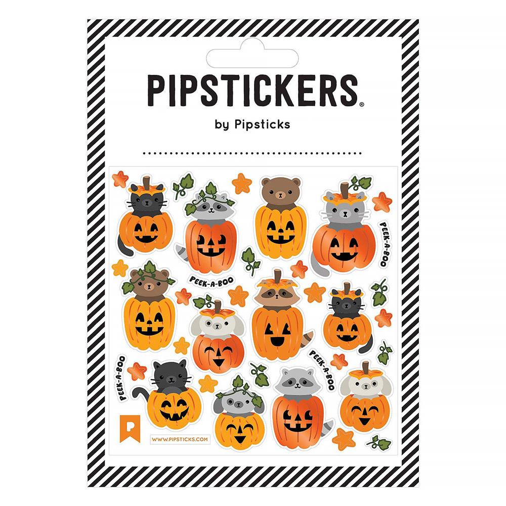 Peek-A-Boo Stickers