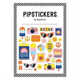 Pipsticks Travel Tokens Stickers