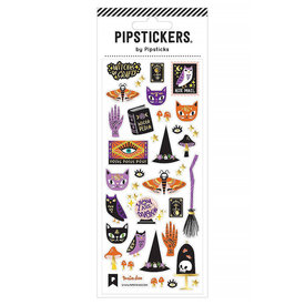 Pipsticks Witches Be Crafty by Tonia Dee Stickers