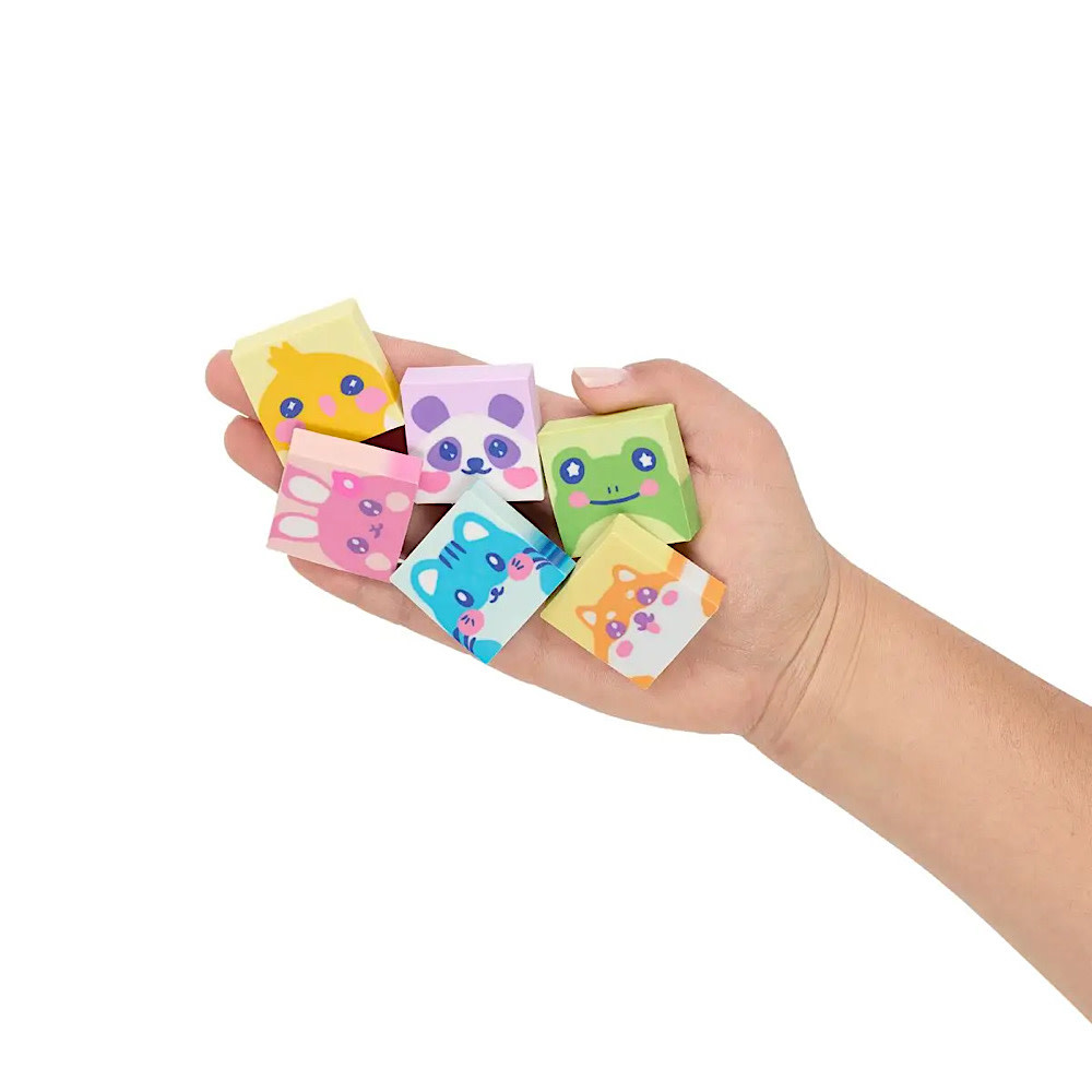 Hey Critters! Scented Erasers Set