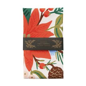 Rifle Paper Co. Rifle Paper Co. Tea Towel - Holiday Bouquet