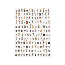 Rifle Paper Co. Rifle Paper Co. Wrapping Sheets - Cool Cats
