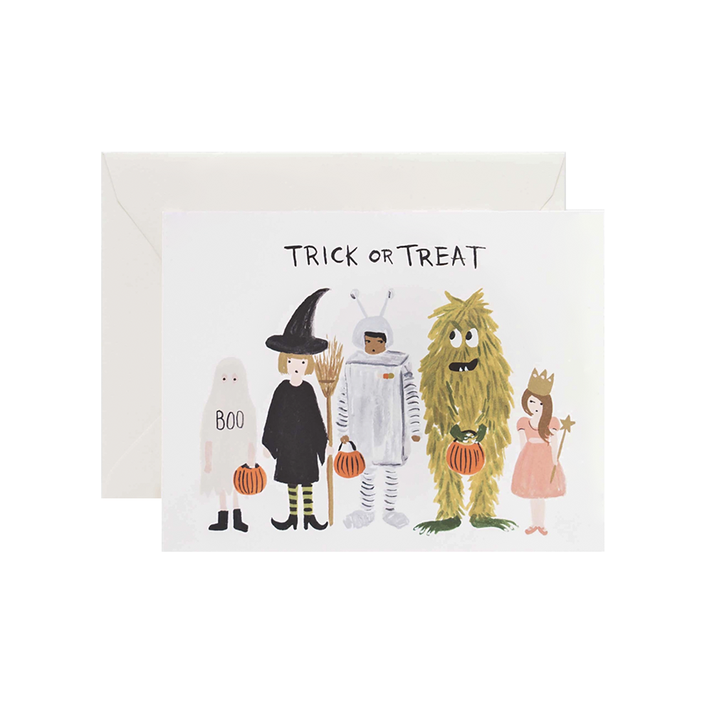 Rifle Paper Co. Rifle Paper Co. Card - Halloween Lineup
