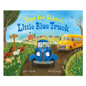 Houghton Mifflin Harcourt The Little Blue Truck - Time for School