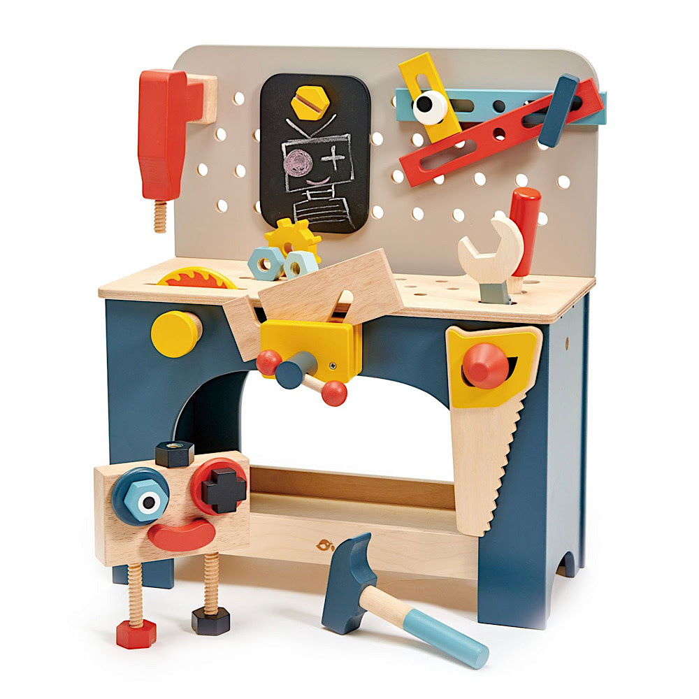 Table Top Tool Bench