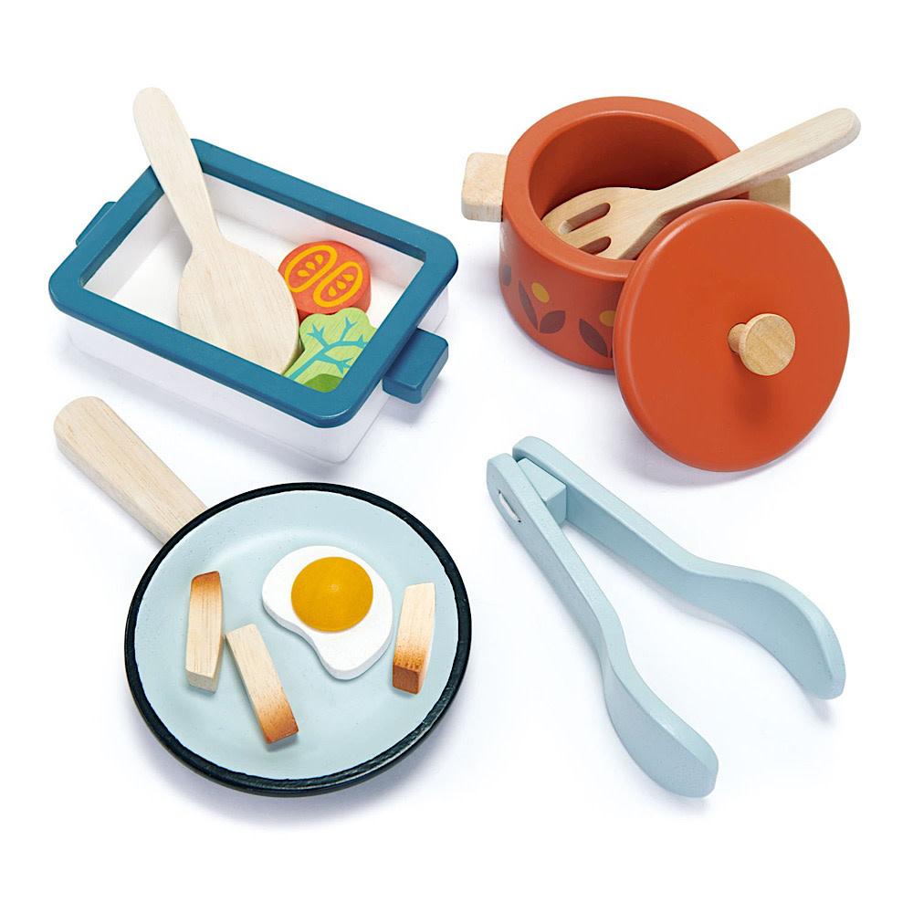 Tenderleaf Pots and Pans