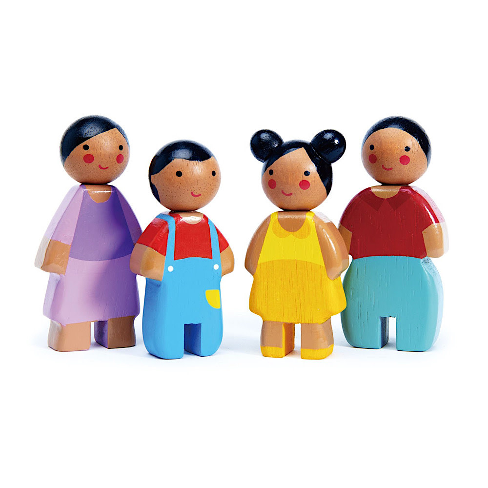 Tenderleaf Sunny Doll Family