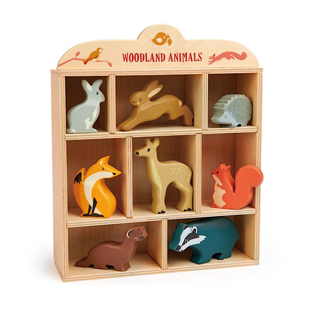 Tenderleaf Woodland Animals