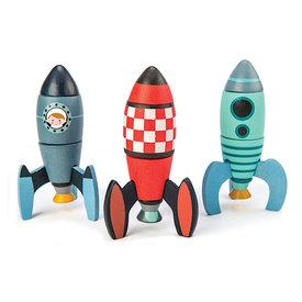 Tenderleaf Rocket Construction