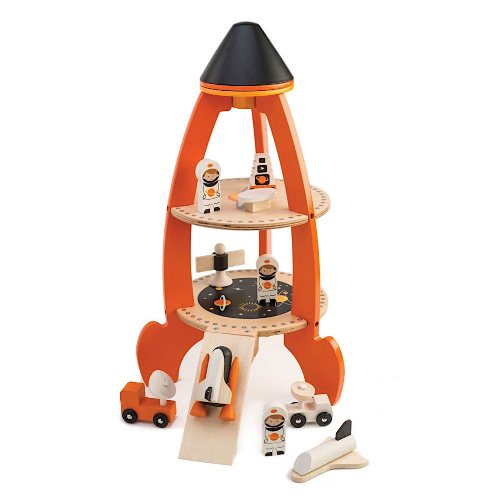 Tenderleaf Cosmic Rocket Set