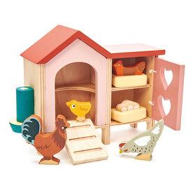 Tenderleaf Chicken Coop
