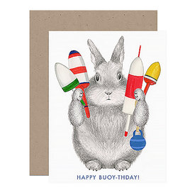 Dear Hancock Dear Hancock Card - Happy Buoy-thday