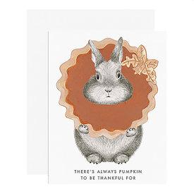 Dear Hancock Dear Hancock Card - Always Pumpkin