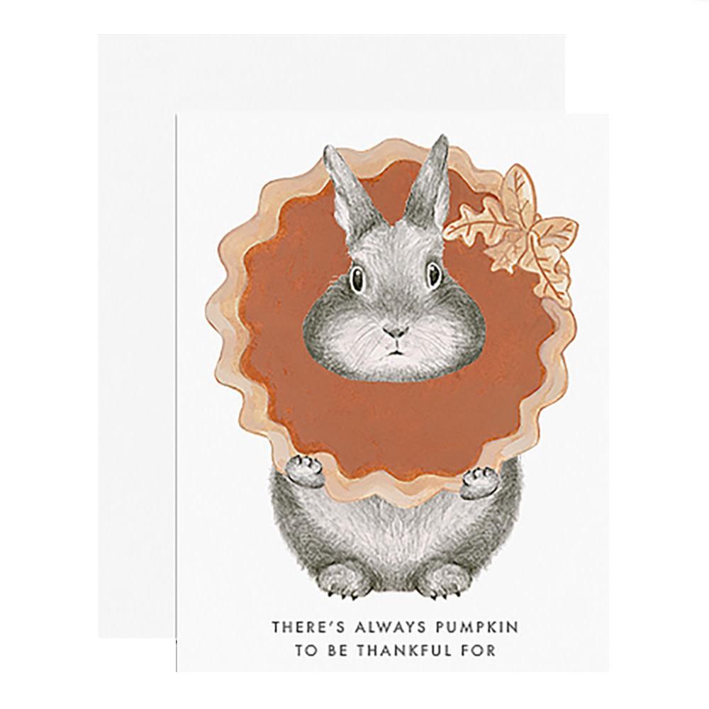 Dear Hancock Card - Always Pumpkin