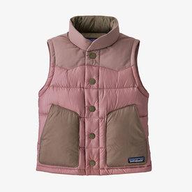 Patagonia Patagonia Baby Bivy Down Vest - Artifact Pink